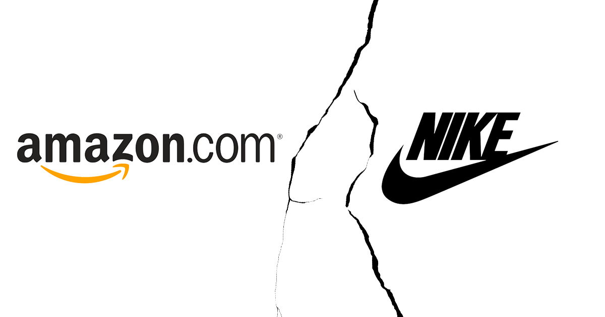Nike quitte Amazon
